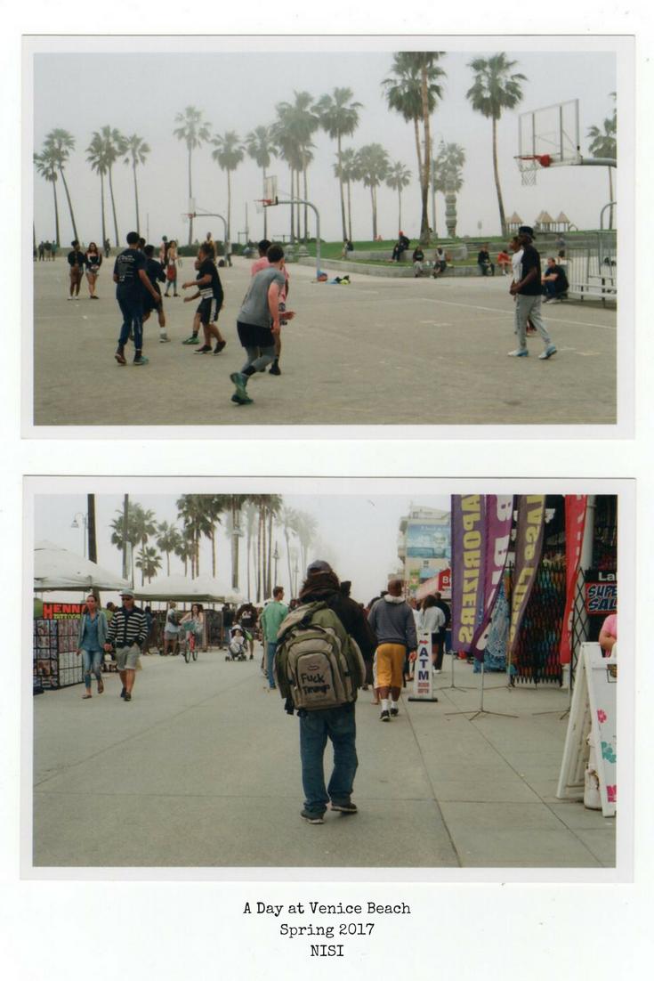 A Day at Venice Beach | Nisi Poesy | Venice, California | 35 mm film | analog lovers | photography from Venice Beach